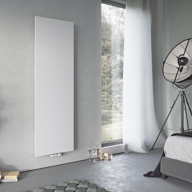 heizk rper paneel glatt heizwand mittelanschlu raumheizung 1800x595mm 1100 watt ebay. Black Bedroom Furniture Sets. Home Design Ideas