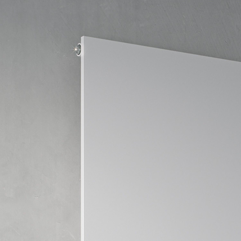 paneelheizk rper heizwand glatt abdeckung heizk rper mittelanschluss plan wei ebay. Black Bedroom Furniture Sets. Home Design Ideas