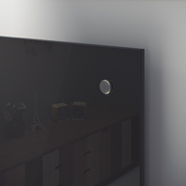 heizstrahler glasheizung infrarot heizwand flachheizk rper infrarotheizung ebay. Black Bedroom Furniture Sets. Home Design Ideas